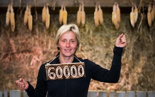 Lanska zmagovalka Kmetije si je kupila novega audija A6!