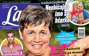 Vesna Šošterič (Ljubezen po domače): V fačuzi raje z Miho!