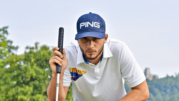 Anže Leskovar: Golf ni le za starejše in petičneže (foto: igor Zaplatil)
