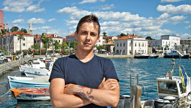 Jaka Mankoč (MasterChef): Imeti želi svojo restavracijo (foto: Alpe)