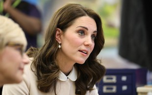 Kate Middleton si želi teči na maratonu, a ji kraljevi dvor tega ne dovoli