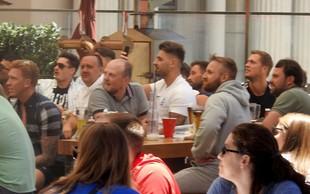 Newyorški bari so polni nogometnih navdušencev!