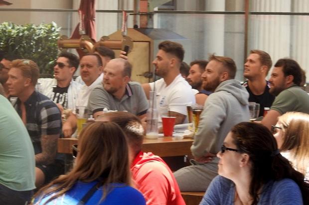 Newyorški bari so polni nogometnih navdušencev! (foto: profimedia)