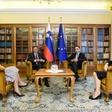 Kombinatorika po Pahorjevo: za mandatarja Janšo, Šarec pa nadaljuje s pogajanji!