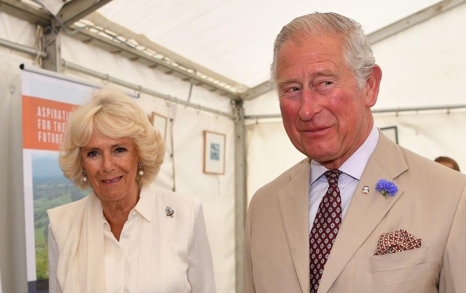 Camilla Parker razkrila, kaj princ Charles najraje vidi na svojem krožniku (foto: Profimedia)