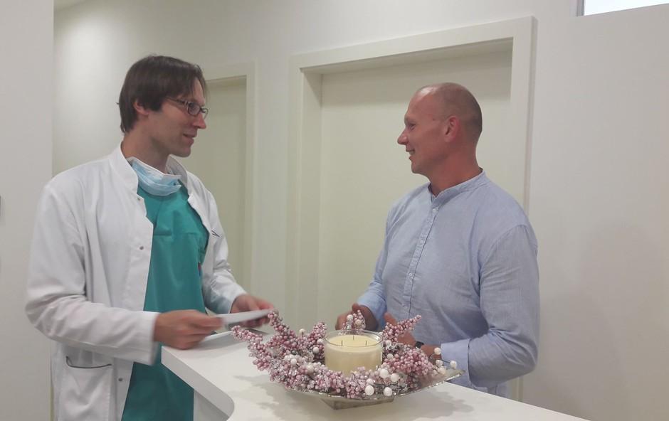 Robi Tašner: Namesto na počitnice na bolniško! (foto: Planet Tv)