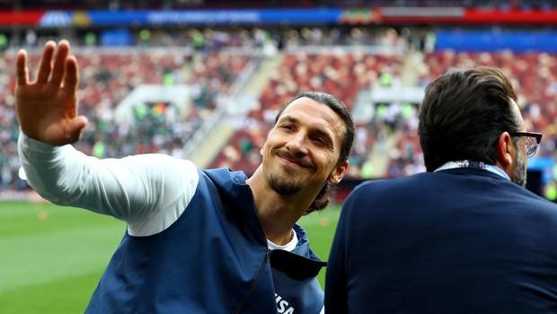 Ibrahimović in Beckham sklenila stavo: nakup v Ikei ali riba s krompirčkom (foto: profimedia)