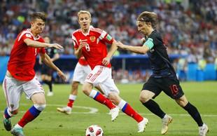 Hrvaška sanja o naslovu prvaka, ruske solze so se posušile
