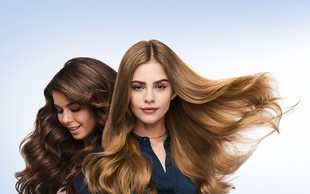 """""""Uau"""" učinek: naj lasje zasijejo kot diamanti"""