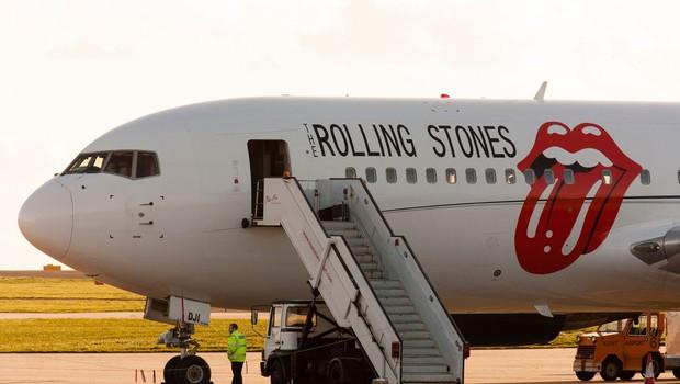 The Rolling Stones na Twitterju objavili pod #rocknrolllake Majcenovo fotografijo Bleda!!! (foto: profimedia)