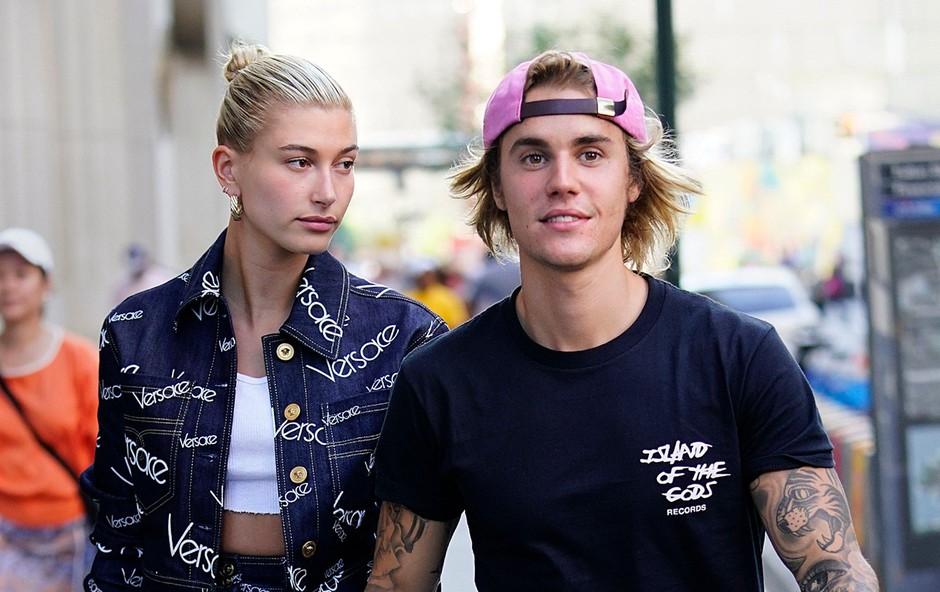 Je mogoče, da sta Justin Bieber in Hailey Baldwin že zaročena? (foto: Profimedia)
