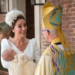 Malega Louisa so krstili brez prisotnosti kraljice Elizabete II. (foto: profimedia)