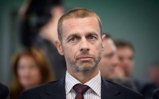 """Aleksander Čeferin (Uefa): """"Nisem presenečen nad uspehom evropskih reprezentanc!"""""""