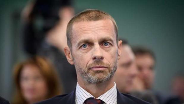 """Aleksander Čeferin (Uefa): """"Nisem presenečen nad uspehom evropskih reprezentanc!"""" (foto: Nebojša Tejić/STA)"""