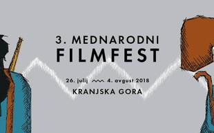 Na festivalu 3. KGIFF tudi Katarina Čas, Damjan Kozole, Mirsad Purivatra ...