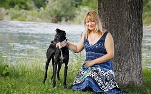 Mojca Furlan (Društvo Reks in Mila): Poskrbimo za nikogaršnje živali!