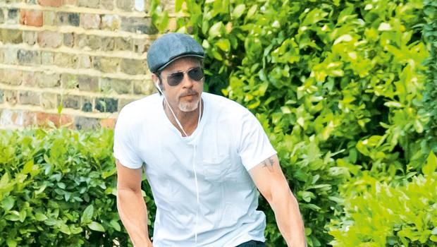 Brad Pitt: Ni še pripravljen na resno zvezo (foto: Profimedia)