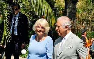 Princ Charles in Camilla sta že 15 let poročena: Ljubil jo je, ko je bil poročen s princeso Diano