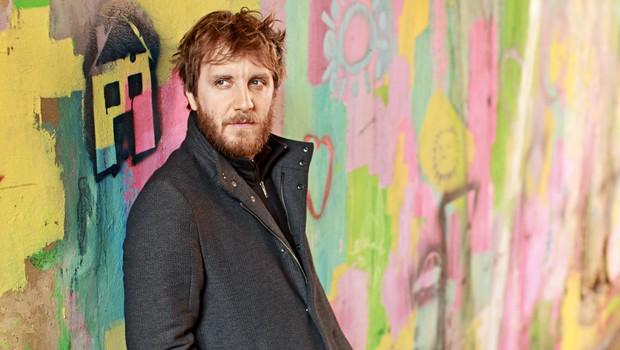 Matej Puc, igralec: Rad imam varno zavetje doma (foto: Goran Antley)