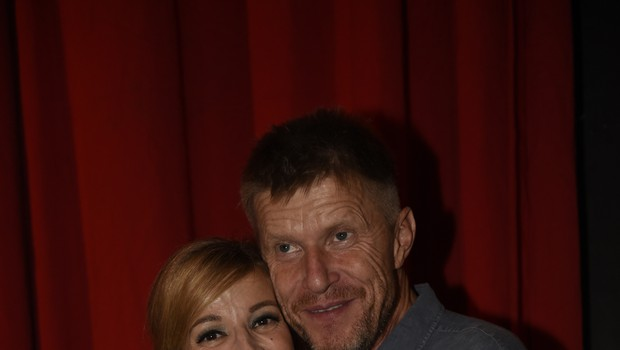 Partnerski odnos Boruta Veselka in Maše Derganc Veselko glede na njun horoskop (foto: Igor Zaplatil)