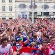 Na Hrvaškem prava eksplozija navijaškega navdušenja!