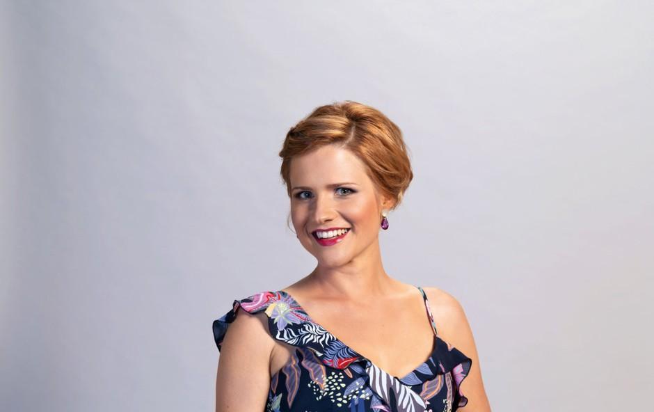 Znana televizijska voditeljica o tem, kaj si zdaj misli o partnerskem odnosu, njen pogled se je spremenil (foto: Planet TV)