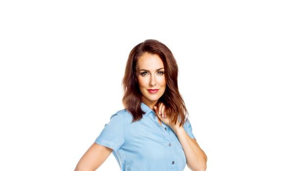 Takšna lepotica je brez ličil Lili Žagar (foto: Pop TV)