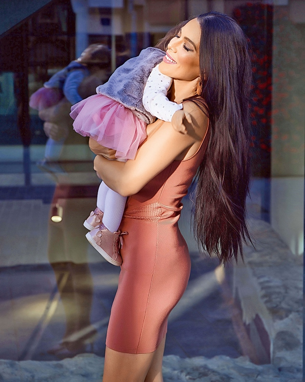 Iris Mulej: Nobeni mamici ni enostavno, ne glede na to, koliko otrok ima (foto: Bernarda Plavšič)