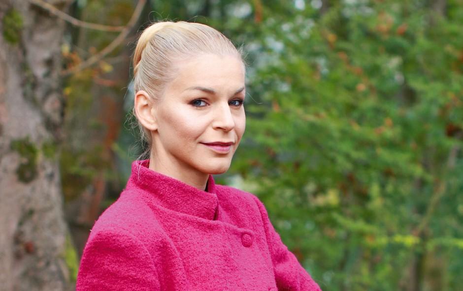 Jelka Verk o izboru za miss: Naš cilj ni  sproducirati  zgolj 'barbiko' (foto: Goran Antley)