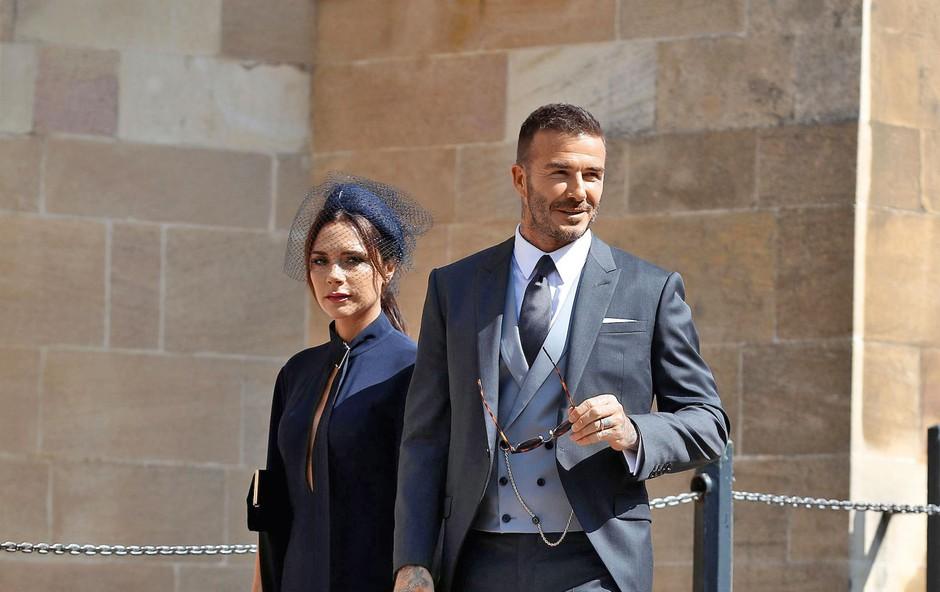 Victoria Beckham ima kar 14 zaročnih prstanov! (foto: Profimedia)