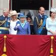 Poglejte si, kako je princ William na balkonu nežno odrinil Kate Middleton