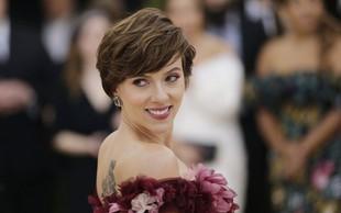 Scarlett Johansson se je zaradi razburjenja v transspolni skupnosti odpovedala vlogi