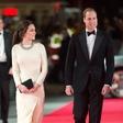 Zakaj morata Kate Middleton in princ William na potovanja vedno vzeti črna oblačila?