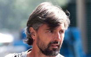 Goran Ivanišević v Umagu izzval Aljaža Bedeneta in Marka Miliča