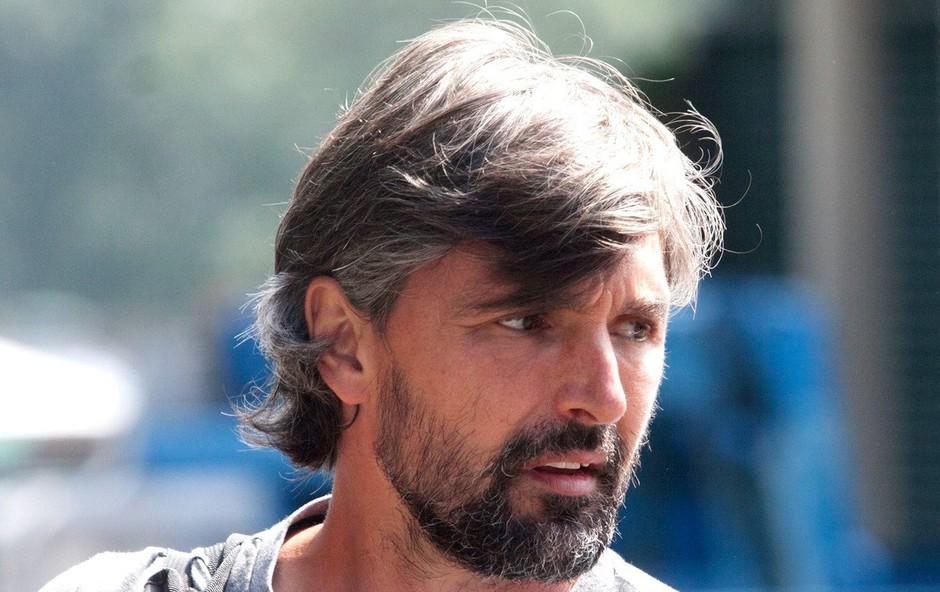 Goran Ivanišević v Umagu izzval Aljaža Bedeneta in Marka Miliča (foto: profimedia)