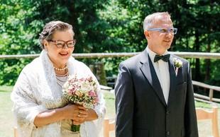 Desa Muck po poroki: Toplice namesto medenih tednov!