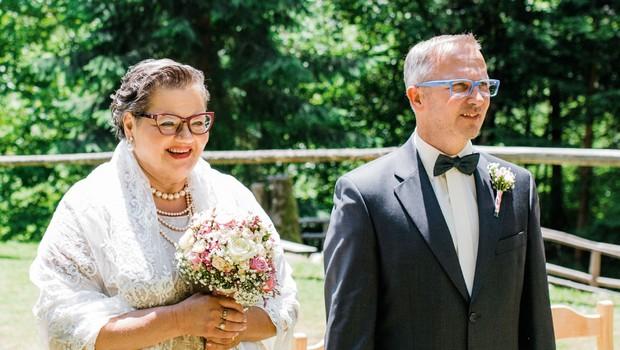 Desa Muck po poroki: Toplice namesto medenih tednov! (foto: Ana IzA Sajko)