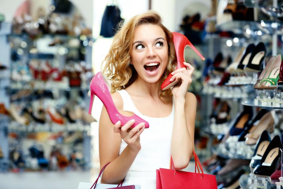 V Cityparku ujemite kar do 70 % popustna obutev, tekstil in modne dodatke (foto: Shutterstock)
