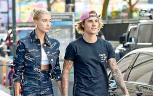 Justin Bieber je nenadoma zaprosil svoje dekle!