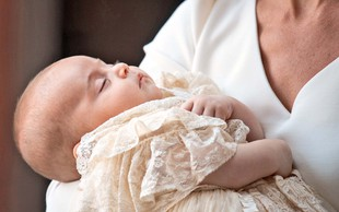 Princ Louis: Mali britanski princ ima šest krstnih botrov