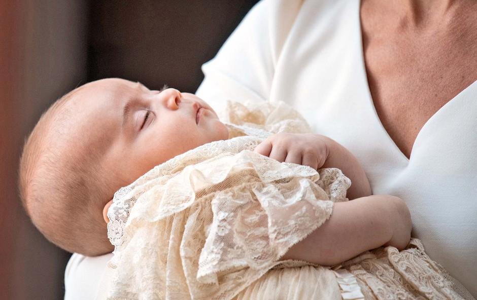 Princ Louis: Mali britanski princ ima šest krstnih botrov (foto: Profimedia)