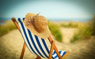 Pozor: Sredi dneva in popoldne velika toplotna obremenitev!