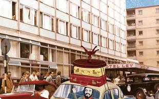 Prenova hotela Lev, ki je gostil mnoge znane in slavne