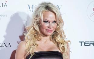 Pamela Anderson prišla do najbolj zaželene fotografije ta hip