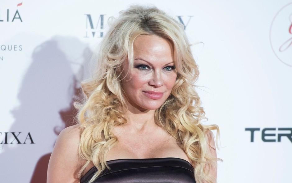 Pamela Anderson prišla do najbolj zaželene fotografije ta hip (foto: Profimedia)