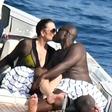 Kris Jenner na jahti uživala v intimnih trenutkih s 25 let mlajšim ljubimcem