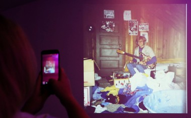 Na Irskem razstava o otroštvu in mladosti Kurta Cobaina