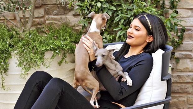 Kylie Jenner: Obogatela zaradi ustnic (foto: Profimedia)