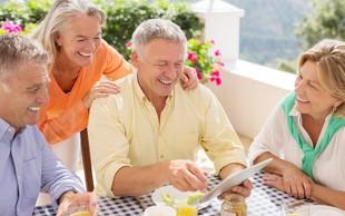 Subjektivna starost - od dejanske starosti je pomembneje to, kako stari se počutite