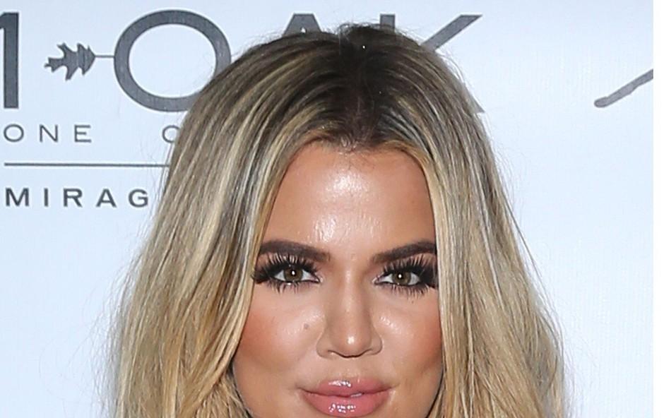 Khloe Kardashian hitro utišala govorice, da si je operirala nos (foto: Profimedia)